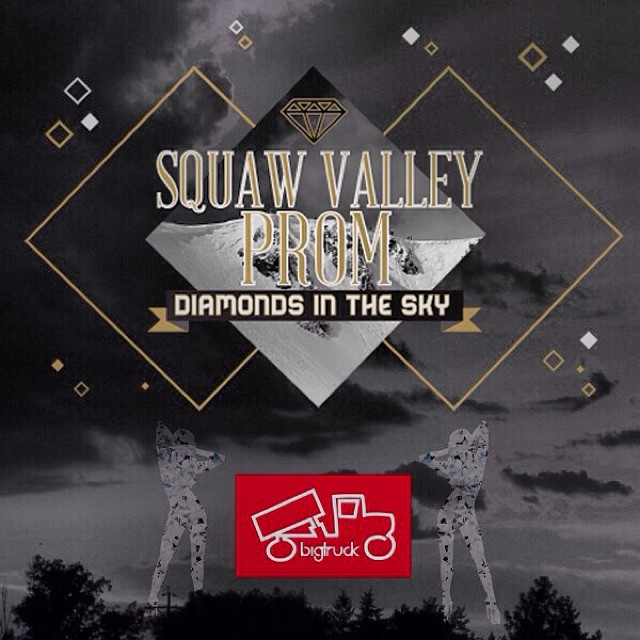 "Hats ""ON"" to @bigtruckbrand for supporting the 2014 #SquawValleyProm 