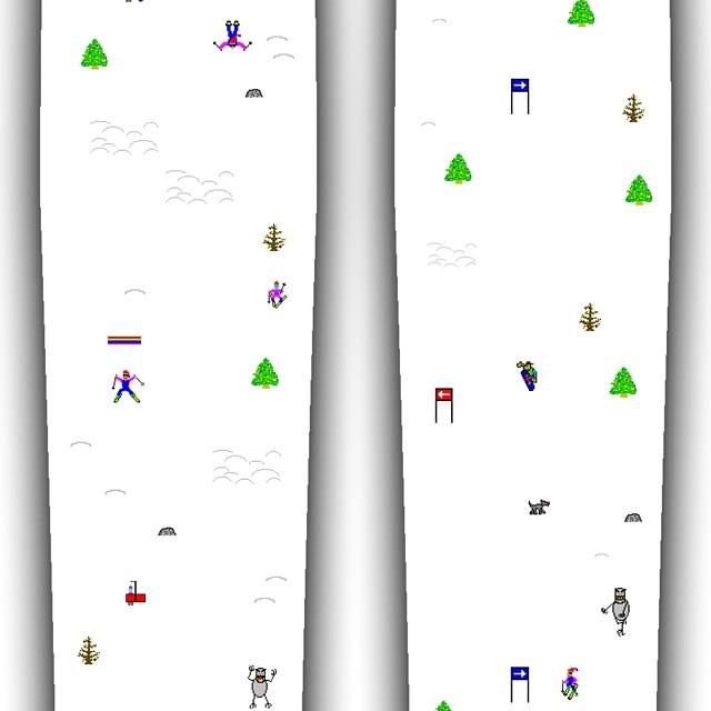 #skifree, #skifolsom