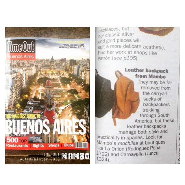 Mambo recomendada por Time Out Buenos Aires!