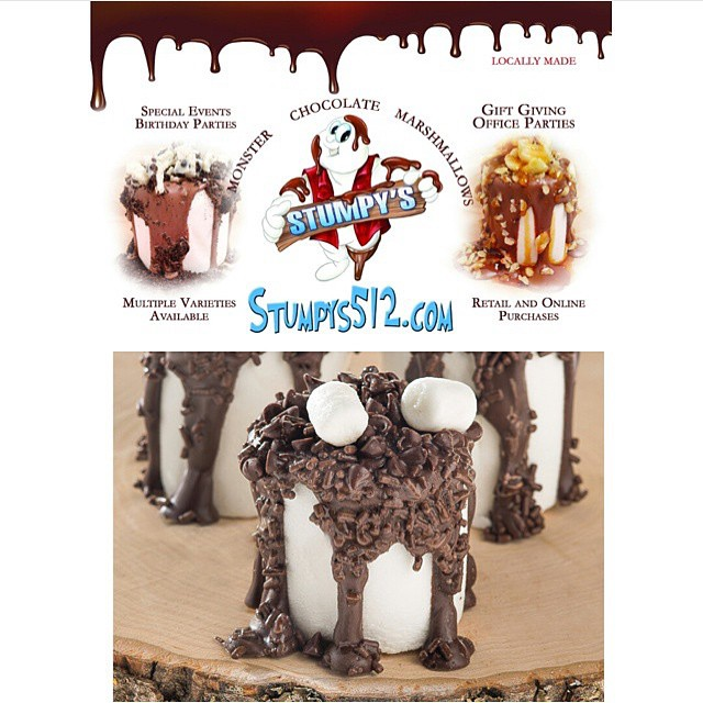 Yes... we are shamelessly plugging @stumpys512 in hopes that they send us at least one of these ridiculous treats.... No pressure guys.. Just sayin'