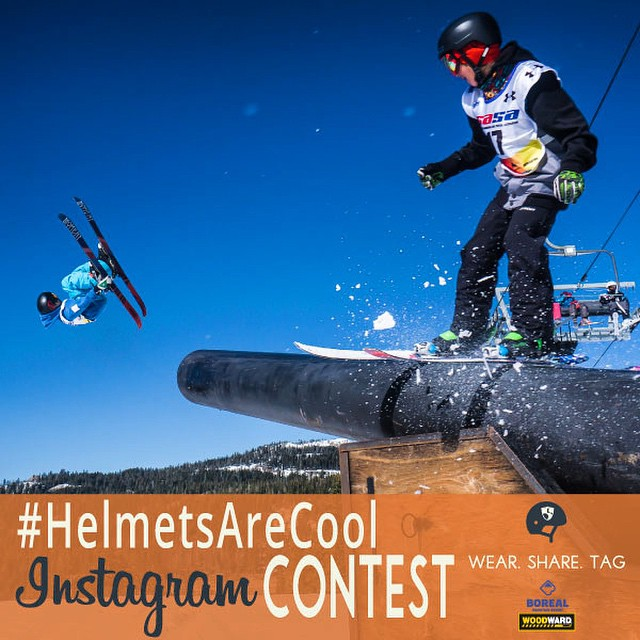 Where are you adventuring this month with your helmet? We want to know! Share it with us using tags #HelmetsAreCool #woodwardtahoe @hi5sfoundation @woodwardtahoe. If we repost, we'll send you something and the last winner receives a Bunker Pass to...