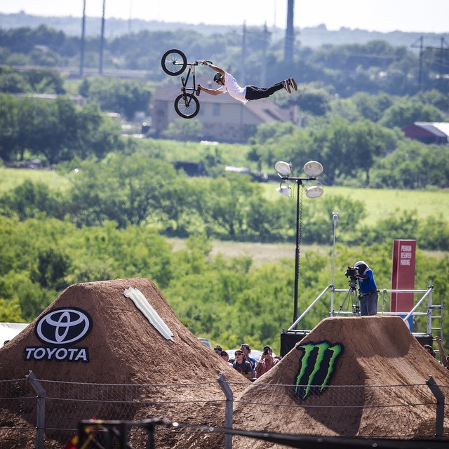 My favorite moment from #XGames Austin was _________ . (