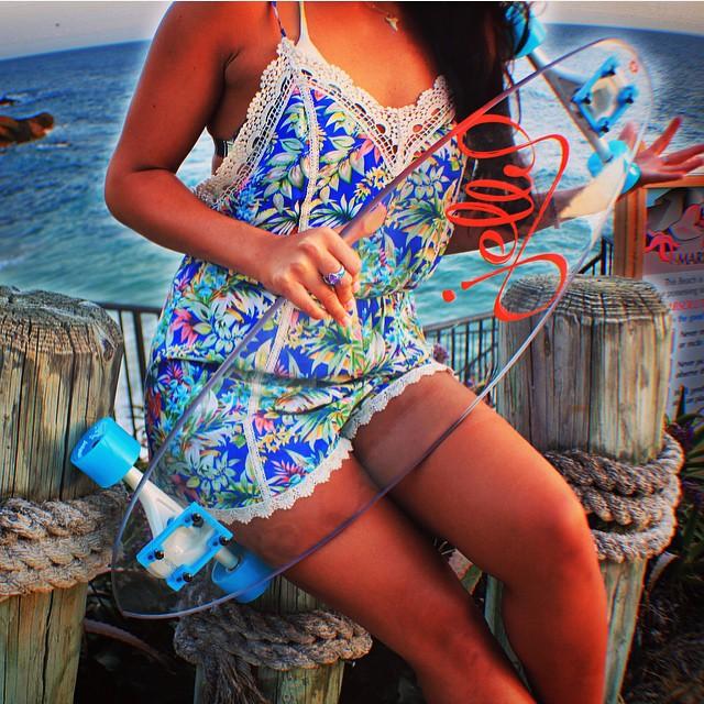west coastin on a dream #jellygirlfriends #new #manowar #longboard #imcoastin