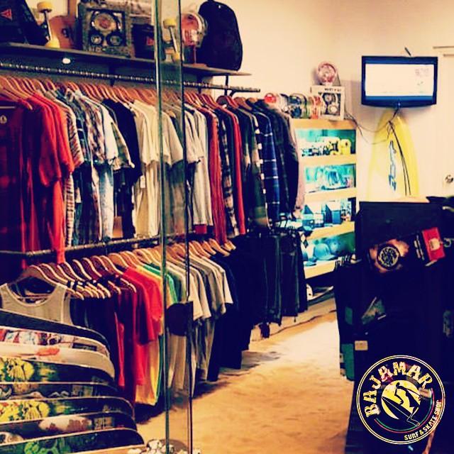 Llegamos a #Uruguay !! Nuevo punto de venta en #piriapolis  #maetuanis en #bajamar #surfshop