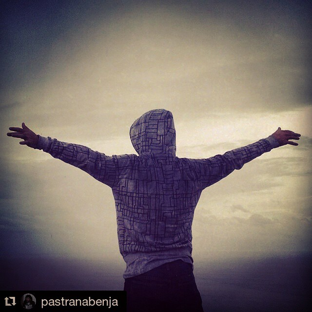 #Repost @pastranabenja ・・・ Abrí las alas que el viento sabe!