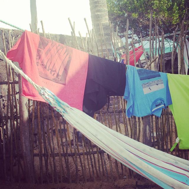 El proximo domingo volvemos a colgar la ropa. Estamos de feria en #lasdomingas Domingo 10 de Mayo en el Hipodromo de San Isidro. De 14 a 20hs. #followthesun