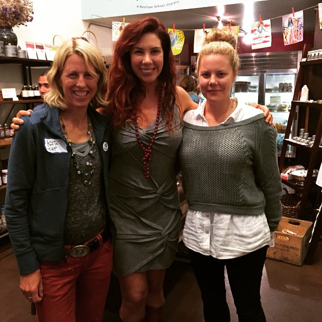 A big thank you to @isabellagourmet for hosting the @1percentftp happy hour last night in #SantaBarbara, California! #loveblue