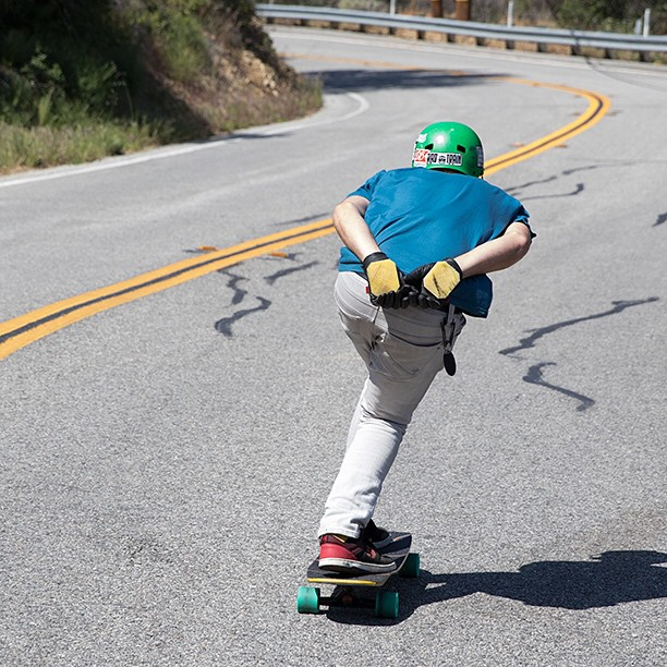 @seanwoolery18 enjoying a SoCal run on the Keystone 39 #dbkeystone #longboard #longboarding #longboarder #dblongboards #goskate #shred #rad #stoked #skateboard #skateeveryday