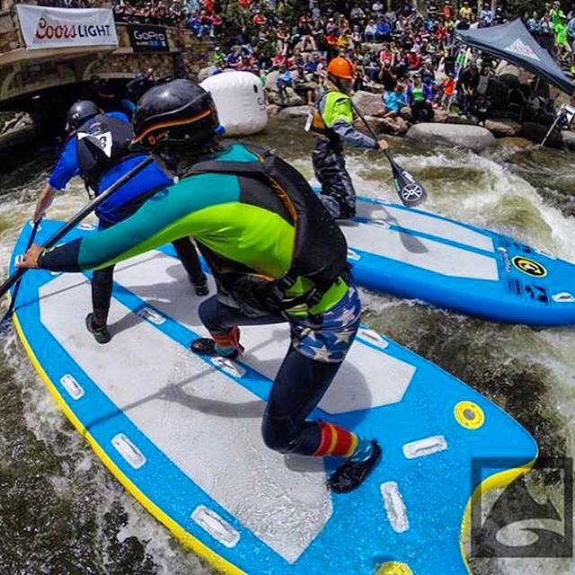 DIG!!! Highlights from the S2 cross at the @mountaingamesvail this passed weekend. @astralwhitewater #astralytv #astralloyak @astralfootwear