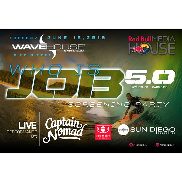 ATTN Hooligans and Hoven Hunnies: First 15 people to REPOST this #whoisjob flyer and TAG @redbullsd, @wavehousesd and @hovenvision WINS a pair of Hoven shades and redeems a FREE Red Bull slushie at the event. #hovenvision #teamhoven Questions about...