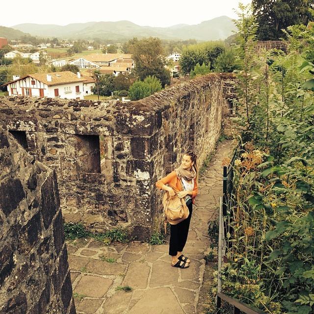 Nuestra clásica Navajas suela de viaje en Carcassonne | Francia