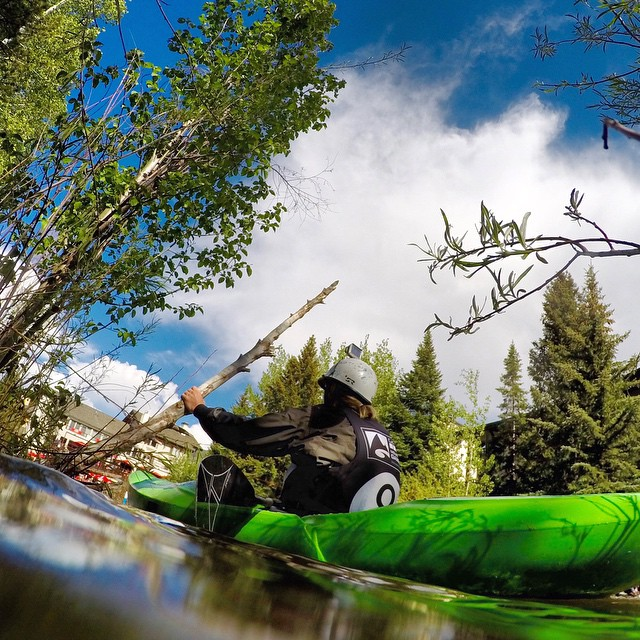 Still buzzing after an awesome weekend at the #GoProMtnGames! #GoPro @mountaingamesvail
