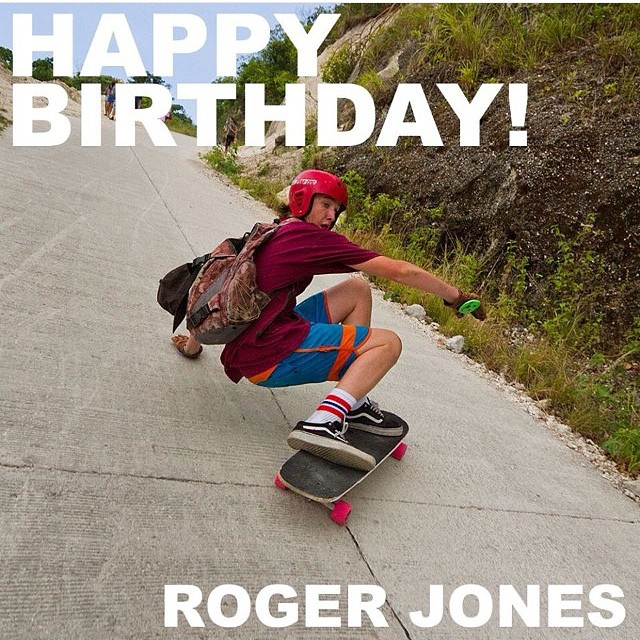 Yesterday was @roger_lbdr 's 18th birthday and we are still super pumped up about it! Happy Birthday