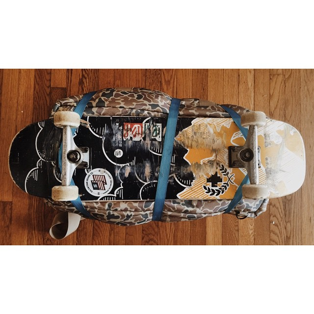 Going to CA for a minute. Hoping the board makes it as well.