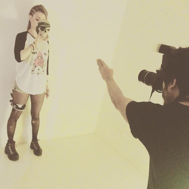 + fotos backstage ⭐️
