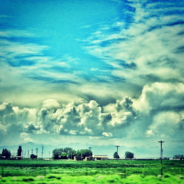 Road trippin' through Montana. #avalon7 #cloudcity #adventuremore www.avalon7.co