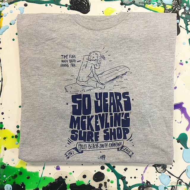 Now you can get your favorite surf shop tee at lostenterprises.com. This shirt was designed by @sea_kemp for @mckevlinssurfshop and is only available on the ...Lost website. McKevlin's is one of the longest established shops in the U.S. It's located...