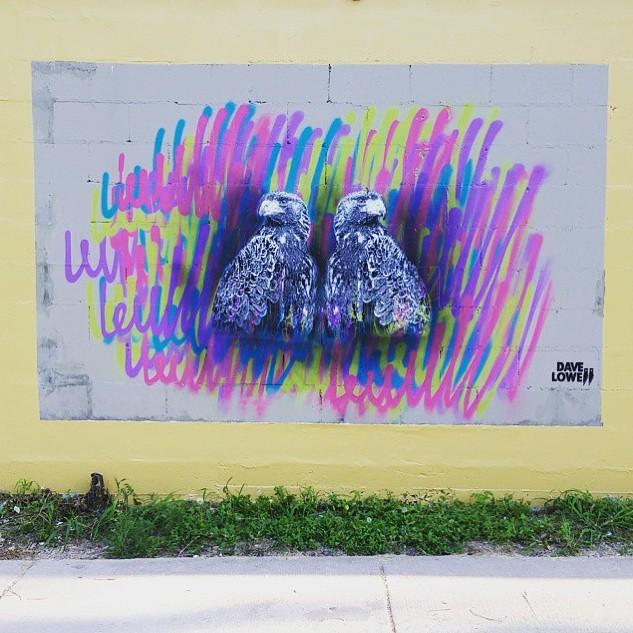 @davelowell • • #ATX #austintx #Texas #tx #spratx #streetart #art #davelowell
