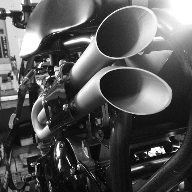 Nice pipes #nofearofficial #motorcycles #pipes