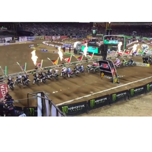 San Diego @supercross #nofearofficial