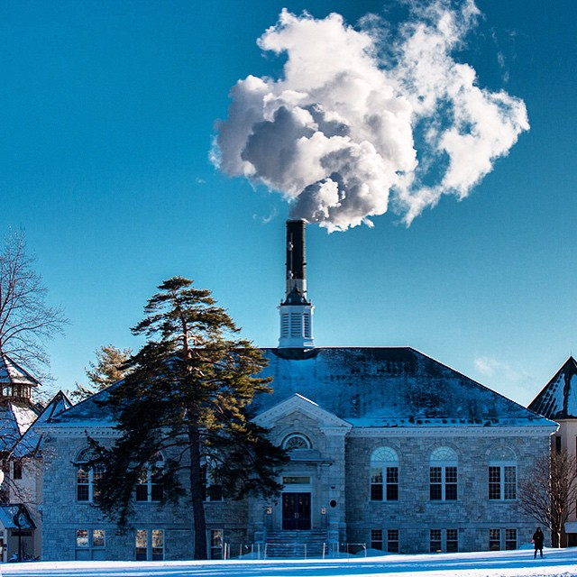 Jterm, play term, taking pictures all day term. #middlebury