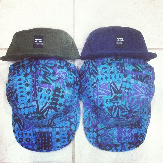 A few new 5 panels will be available soon in limited quantities. #stzlife #5panel #camper #professionaloutsider #wake #skate #surf #snow info@mystz.com to get now before they go on the site!