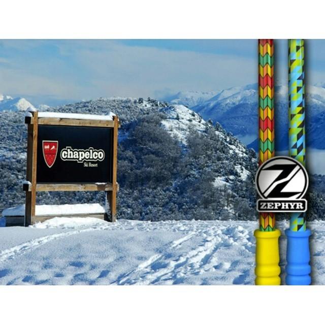 Hola amigos! Estamos felices de comunicarles que este invierno vamos a estar junto a @cerro_chapelco !! Como Sponsor Oficial del #SnowPark !!