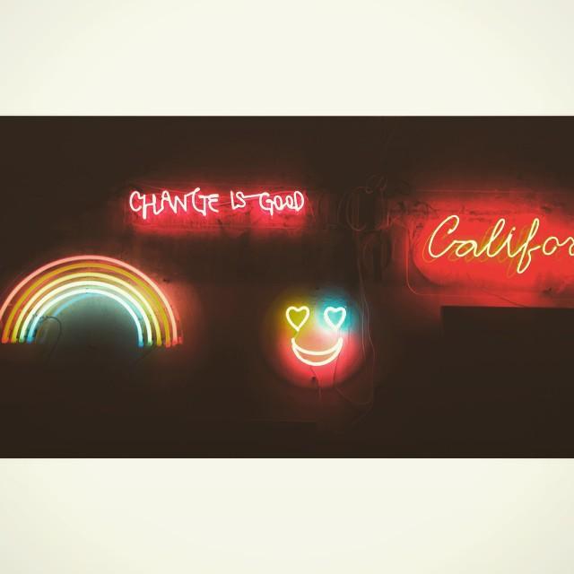 #ChangeIsGood! #studiostoregallery #neonLove #Paez #Bcn #studiostorebcn