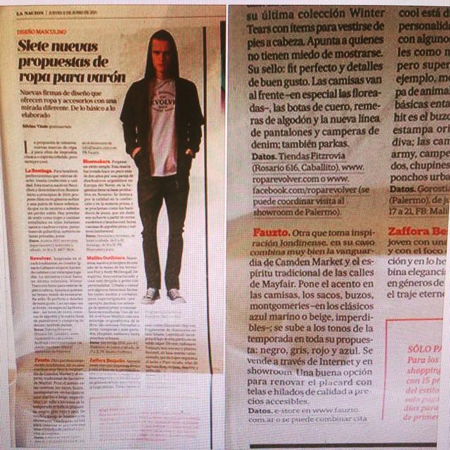 Fauzto en La Nación-7- #Fauzto #lanacion #moda #camisas #hombre