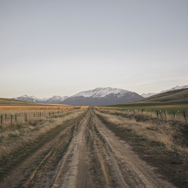 This lonesome country road is just 20 minutes from #thejenningshotel in Wallowa County. Our friends over at @thejenningshotel have only 23 hours left on their Kickstarter - a limited run of our engraved wood wallets are included in the rewards! The...