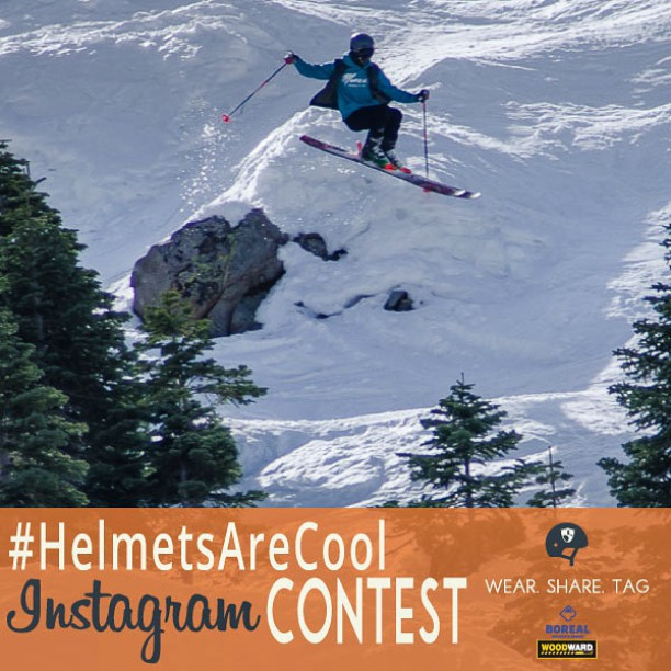 Show off your helmet this month for a chance to win a Bunker Pass @woodwardtahoe! Share it with us using tags #HelmetsAreCool #woodwardtahoe @hi5sfoundation @woodwardtahoe. If we repost, we'll send you something.