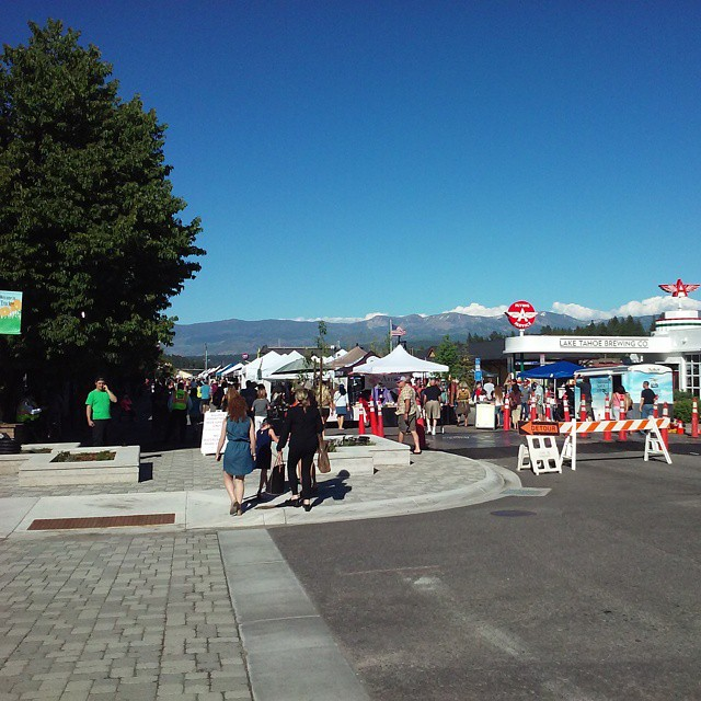 It's officially summer when Truckee Thursday begins! Check out the #CA89 tent or the store!