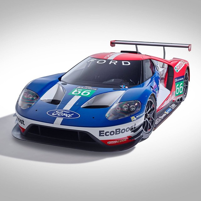 @FordPerformance just made a huge announcement today: they're coming back to Le Mans in 2016 with the all-new Ford GT! The GT was born from Le Mans - and that's where its name was made legendary (it won the 24 hours of Lemans four consecutive times in...