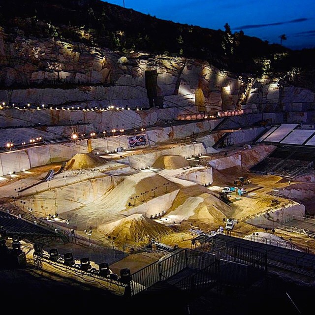 How insane is @RedBullXFighters course for tonight in #Athens? Make sure to tune in #LIVE @RedBull.com to watch our boy @RobAdelberg and crew put on a show! #MetalMulisha #XFighters #WorldDomination