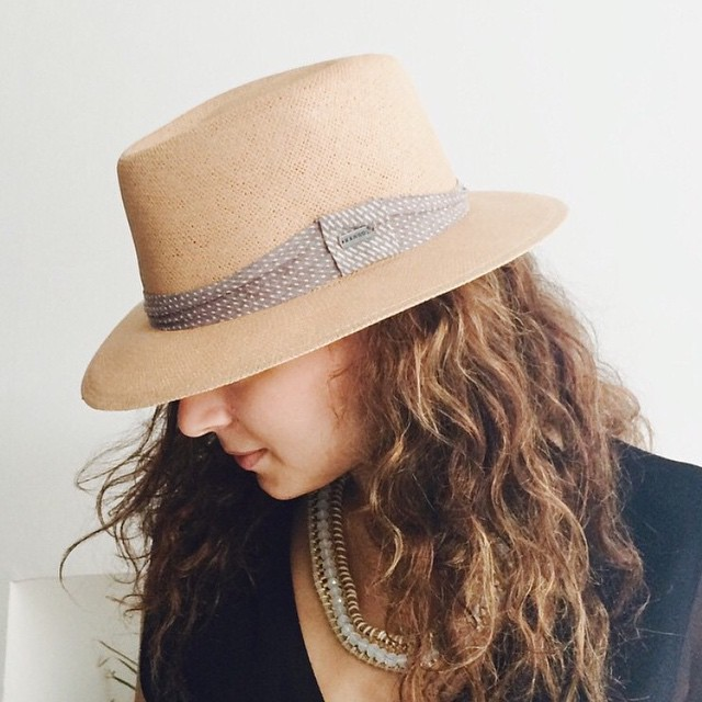 The #kangol Instagram tagged photo of the week is from @zahrapedersen