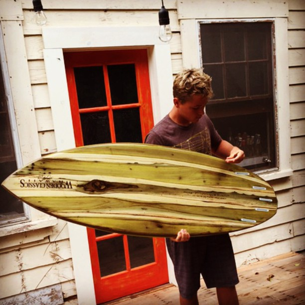 Gary Young Surfboards #wavetribebro