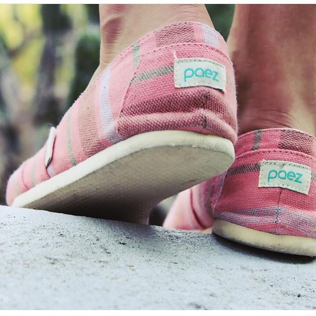Close up @anitadacosta #Paez get the style at www.paez.com ;)