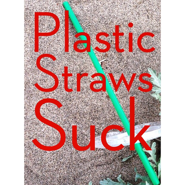 Join our San Francisco Surfrider's Rise Above Plastics Team tomorrow & celebrate the launch of our new campaign, Plastic Straws Suck! Complimentary Magnolia