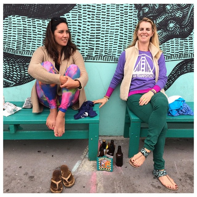 See these Surfrider Dolls tonight at our monthly SF Chapter meeting. ⬅️Our hardworking Volunteer Coordinator Jacqueline & ➡️our long time active volunteer Christy. 7-9pm Church of Surf 3830 Noriega Street
