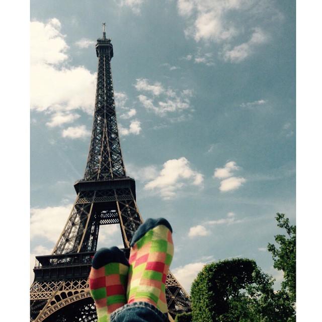Viernes de Torre Eiffel #OuiOui #Sitges en #Paris #MediasConOnda
