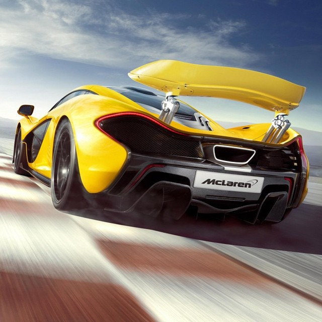 #fastfriday is upon us. This week we drool over the #mclaren P1. Hybrid is the future.