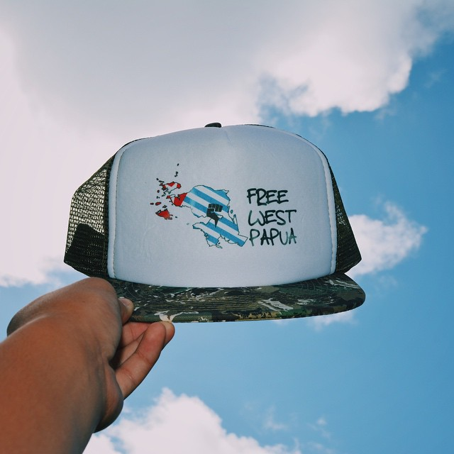 Looks like Activist @zacharyinfante is stoked over his new noRep gear, including our Free West Papua hat! If you haven't already, head over and donate to freewestpapua.org. If you show us proof of your donation we will send you this hat as a show of...