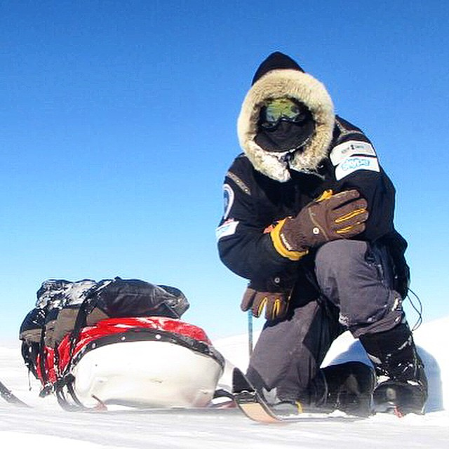 Introducing @markwoodexplorer, a professional polar explorer and educator whose passion and respect for nature take him to the extremes of the planet.  This year, Mark will be traveling to Iceland in July, the #Himalayas in September and #Madagascar in...