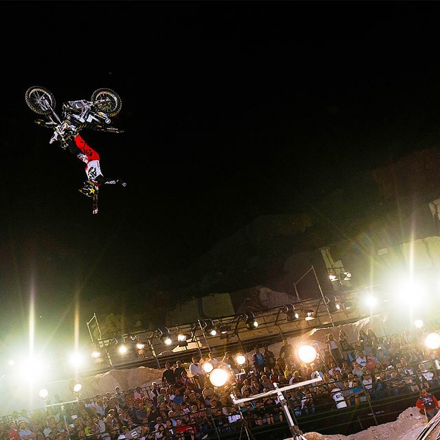Huge congrats goes to our boy @RobAdelberg throwing down at @RedBullXFighters #Athens last night w| 3⃣rd overall PC