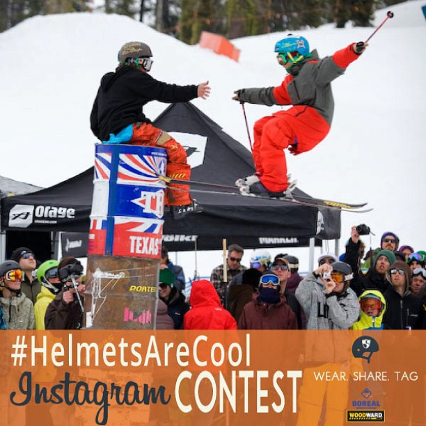 High Five to the weekend! Where are you adventuring this weekend with your helmet? We want to know! Share it with us using tags #HelmetsAreCool #woodwardtahoe @hi5sfoundation @woodwardtahoe. If we repost, we'll send you something and the last winner...