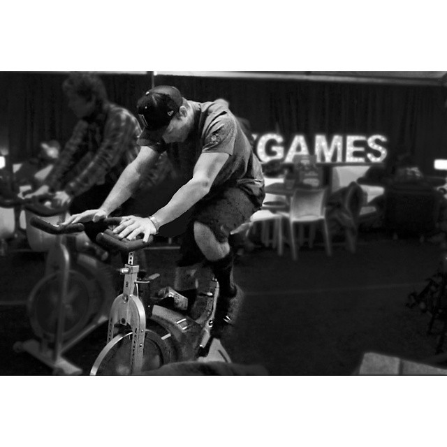@mrdavidwise never quits working. @xgames #shapingskiing