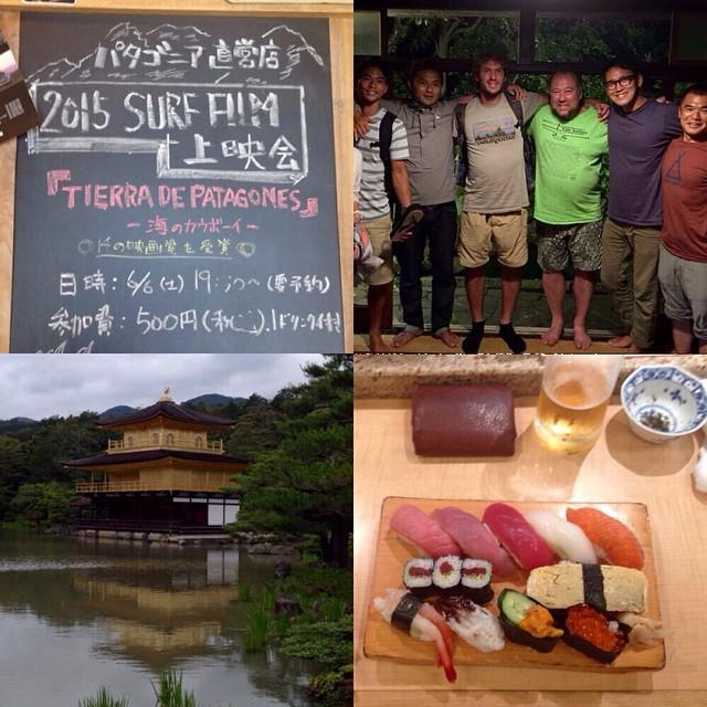 Gracias Japón por semejante experiencia! Fueron 11 días de nueva cultura, comida muy rica, excelentes personas y 3 funciones de Tierra de Patagones! Quedan 7 funciones mas, en las cuales no podremos estar presentes, pero el año que viene volveremos con...