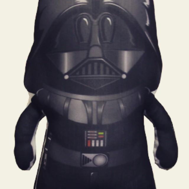 Lord Vader, el lado oscuro de los muñecos. #starwars #regalosoriginales #personajes
