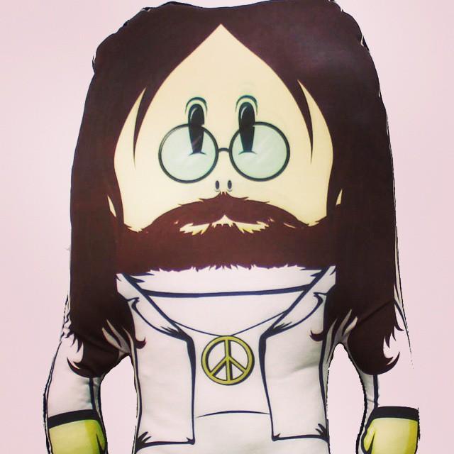 El lennon de la paz!! #imagine #lennon #diseño #paz