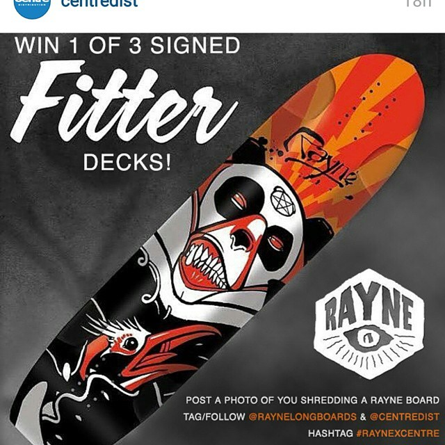 The guys down at @centredist are running a contest to give away some signed fitter bro models! Hit up their page and have a chance to win!